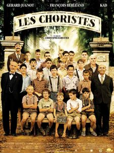 "Spectacle musical ""Les Choristes"""